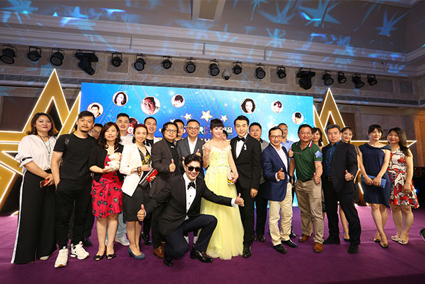 [视频]2017中国影视时尚影响力盛典暨ISTAR星盟时尚影视之夜