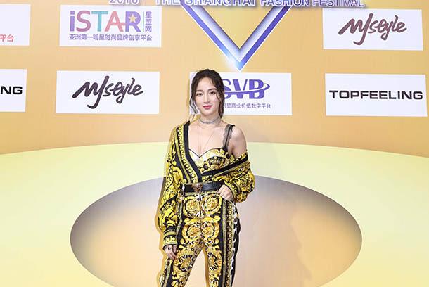 ISTAR星盟时尚影响力盛典李云涛独家采访孟佳