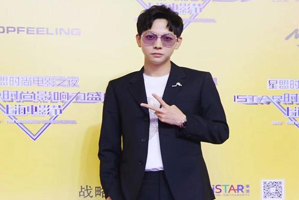 ISTAR星盟时尚影响力盛典李云涛独家采访胡夏