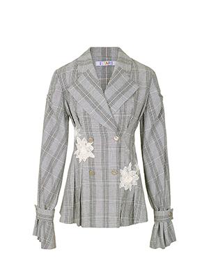 英式复古外套